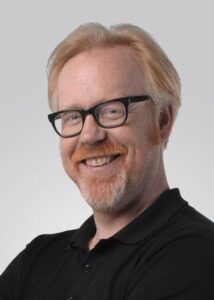 Photo of Adam Savage