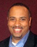 Photo of HighEdWeb Board member Glenn E. Donaldson Jr.