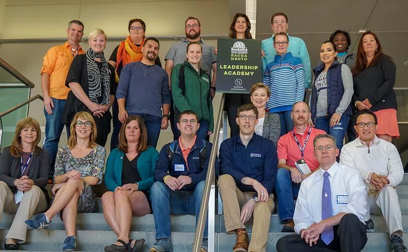 2018 Leadership Academy alumni